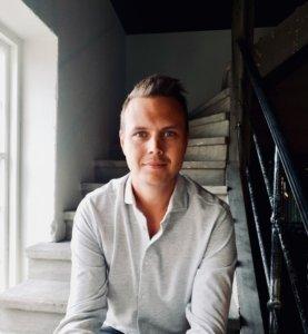 Stefan Skoglund, nyanställd hos KonfigDesign